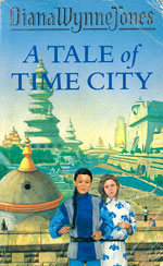 A Tale of Time City, Diana Wynne Jones