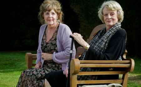 Quartet Maggie Smith Pauline Collins