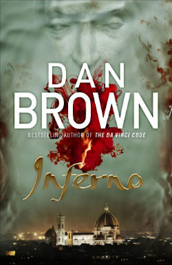Dan Brown Inferno cover