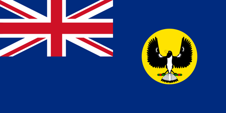 South Australian state flag